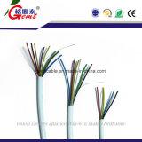 Haute qualité 4 Core 6 Core 8 câble d'alarme électrique de sécurité de base