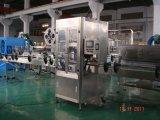 Manga retráctil quente automática máquinas de rotulação