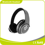Mobile rétractable casque mains libres Bluetooth Casque antibruit avec FM