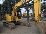 構築のための使用された小松PC128usのクローラー掘削機
