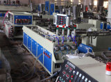 Пластиковый ПВХ UPVC водопроводная труба бумагоделательной машины с 4 трубки