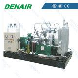 발전소에서 사용되는 고압 피스톤 공기 압축기