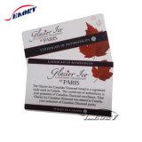 Personalizados de alta qualidade cartão de banda magnética para acesso à porta do hotel