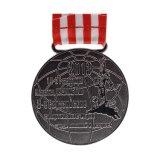 Amende de haute qualité en alliage de zinc moulé sous pression, trophée sportif médailles