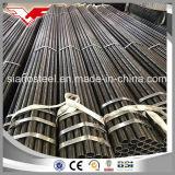 Eisen-produzieren schwarze Rohr-Stahlhersteller schwarzes Rohr für Gas/schwarzes Rohr für Wasser/schwarzen Rohr-Handlauf aus Tianjin Youfa