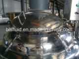 Schip van de Hoge druk van de Reactie van de Gisting van het roestvrij staal het Kleine