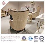 Moderne Hotel-Möbel mit Wohnzimmer-Flügel-Stuhl (YB-D-8)