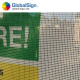 Shanghai Globalsign Banners de malla malla de PVC impermeable Banner