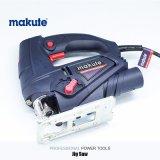 O gabarito elétrico da mão da faixa de Makute 65mm viu com laser