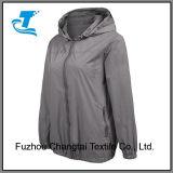 Poids léger ressort coupe-vent Veste de pluie pour les femmes