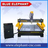 中国の低価格! ! 熱い販売のためにEle1224 3D木製型の発泡スチロールのカッターCNCの泡の打抜き機をマルチ使用しなさい