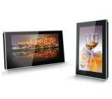 Visualización video de la señalización de la publicidad de pantalla del LCD Digital