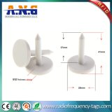 Etiqueta de la uña de RFID para el seguimiento de material sólido