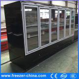 Bildschirmanzeige-Getränkekühlvorrichtung, Glastür-Kühlraum-Großverkauf
