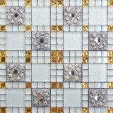R18 300X300 el patrón de belleza Home decoración mural mosaico de vidrio