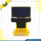 Visualización flexible del panel de visualización del LCD de 0.49 pulgadas OLED para el hogar elegante