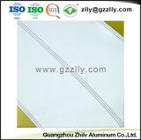 Venda Direta de fábrica de polímeros coloridos suspensa tecto liga de alumínio