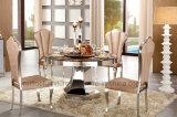 현대 도매 싼 Throne 로즈 Gold Dining 임금 의자