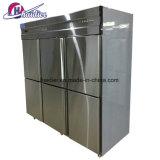 Подгонянный холодильник замораживателя хранения в холодильнике хлебопекарни дверей PU 4/6 высокого давления пенясь с компрессором Danfos
