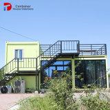 20FT het vlakke Bureau van de Verschepende Container van het Pak Modulaire Prefab