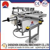 Semi-automatique à 0,6-0.8MPa coussin d'alimentation couvrant la machine