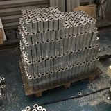 Алюминиевый прямоугольный сплав 6061-T6 пробки, 6063-T5