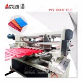 PVC 기와 기계 또는 플라스틱 PVC 도와 기계