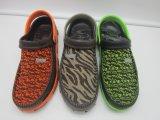 Chaussures supérieures d'EVA d'entrave de Confortable de chaussures de jardin de Flyknit d'été pour des Mens