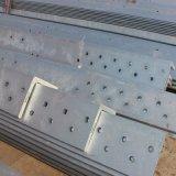 Tapm2020una sola hoja punzonado CNC Máquina de corte y marcado para los ángulos