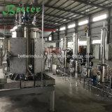 Hierbas de acero inoxidable Extractor de aceite esencial de la máquina