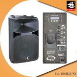 15 Zoll 350W Digital Ampere Bluetooth EQ für iPod PlastikActive PA-Lautsprecher PS-1915depd