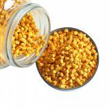 El color amarillo Masterbatch con certificado FDA