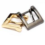 Hot Sale du faisceau en alliage de zinc métal broche boucle la boucle de ceinture pour vêtements chaussures sacs à main (yk1150)