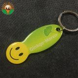 쇼핑 (xd-031733)를 위한 금속 트롤리 동전 열쇠 고리