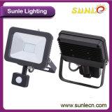 Ultra-Thin LED 외부 플러드 빛 센서 옥외 플러드 빛 LED (SLFAP53)