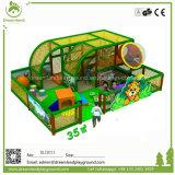 Selva Tema utilizado niños pequeños de interior Comerciales equipos de juego