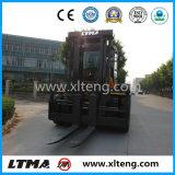 중국 극대 디젤 엔진 포크리프트 20 톤 지게차