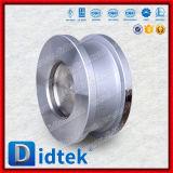 Didtekの速い配達によって加硫させるシートのウエファーピストン小切手弁