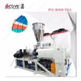 Aktive Belüftung-Dach-Blatt-Fliese, die Maschinen-Plastikextruder herstellt