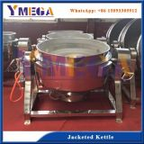 Обработка продуктов питания из нержавеющей стали механизма наклона куртка чайник плита