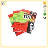 Servicio de impresión del libro de cubierta suave de la alta calidad