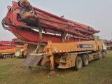 Second Hand XCMG 52m de la pompe à béton montés sur camion (HB52A)