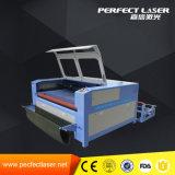 De Scherpe Machine van de Laser van de Stof van het broodje met AutoVoeder