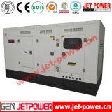 тепловозный генератор 125kVA с производить альтернатора AC молчком тепловозный