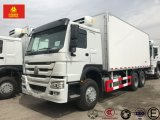 Caminhão chinês do Refrigeration de Sinotruck 6X4