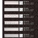 Polyuréthane de corniche de plafond d'unité centrale moulant le panneau ordinaire Hn-80103