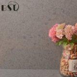 Dessus artificiel de banc de cuisine de pierre de quartz