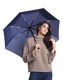 Ombrello automatico compatto per il parasole antivento Ultra-Light Paraguas di corsa delle donne della pioggia dell'ombrello di qualità degli uomini 3folding