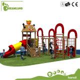 الصين عمليّة بيع حارّة خشبيّة خارجيّة ملعب تجهيز لأنّ روضة أطفال