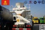 Sinotruk HOWO 10 M3 de camiones hormigonera hormigonera